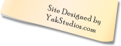 Have you website designed by our friends at YakStudios.com